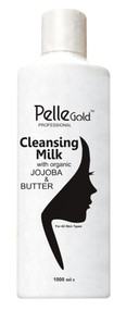 Pelle Gold Cleansing milk 1000ml Lowest Price On Saloni.pk