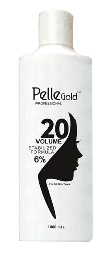 Pelle Gold Oxidizing Emulsion Developer 1000ml Lowest Price On Saloni.pk