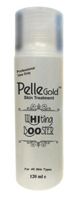 Pelle Gold Whitening Booster 120ml Lowest price on saloni.pk
