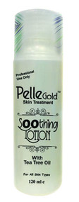 Pelle Gold Soothing Lotion 120 ml