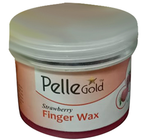 Pelle Gold Strawberry Finger Wax 125 Grams Lowest Price On Saloni.pk
