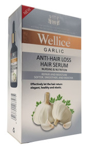 Wellice Garlic Anti Hair Loss Hair Oil 120ml Buy online in Pakistan on Saloni.pk