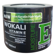 Wokali Vitamin E and Keratin Hair Mask Moisture Intense Care 500 Ml Lowest Price on Saloni.pk