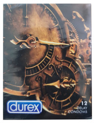 Durex Delay Condoms - 12 Pieces Lowest price on Saloni.pk