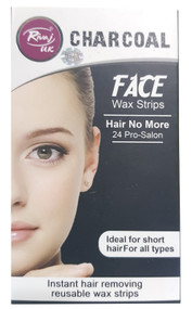 Rivaj UK Charcoal Face Wax Strip Lowest Price on Saloni.pk