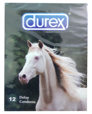 Durex Delay Condom - 12 Delay Condoms Lowest Price on Saloni.pk