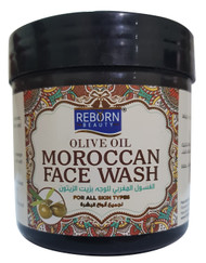 Reborn Beauty Olive Oil Moroccan Face Wash 250 ml lowest Price on Saloni.pk