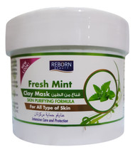 Reborn Beauty Fresh Mint Clay Mask 500 Ml Lowest Price on Saloni.pk