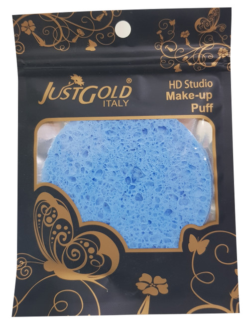 Just Gold Italy Round Edging Make up Puff Lowest Price on Saloni.pk