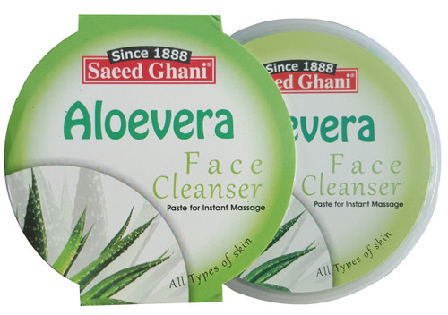 Saeed Ghani Nature Aloevera Face Cleanser buy online in pakistan