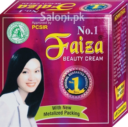 Faiza No.1 Beauty Cream Small