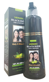 Veinira Black Hair Shampoo 200ml Buy online in pakisatan on saloni.pk