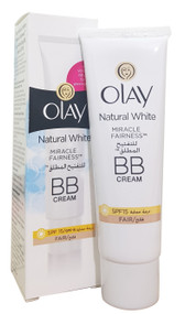Olay Natural White Miracle Fairness BB Cream 50ml Buy online in pakistan on saloni.pk