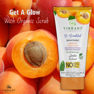 Vibrant Beauty Brightening Apricot Creamy Scrub 150ml buy online on saloni.pk