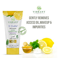 Vibrant Beauty Brightening Lemon Revitalizing Cleanser 150ml buy online on saloni.pk