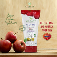 Vibrant Beauty Brightening  Apple Mud Mask 150ml Buy online on Saloni.pk