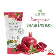 Vibrant Beauty Brightening Pomegranate Face Wash 150ml buy online on saloni.pk