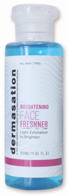 Dermasation Brightening Face Freshner 120g  Buy online in pakistan on saloni.pk