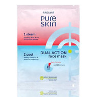 Oriflame Dual Action Face Mask 12ML Lowest price On Saloni.pk
