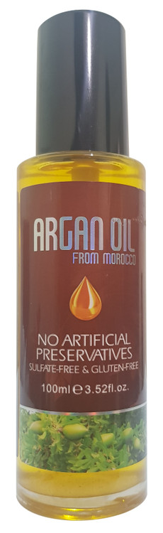 Argan Oil From Morocco Hair Oil 100ml Buy online in pakistan on saloni.pk