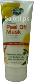 Hollywood Style Deep Cleansing Peel Off Mask (Front)