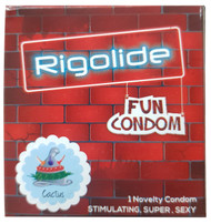 Rigolide Fun Condom Spike Cactus 1 Piece buy online in pakistan