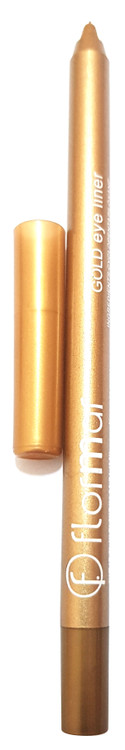 Flormar Water Proof Eyeliner Golden free gift on saloni.pk