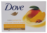 Dove Mango Butter Purely Pampering Bar Soap 100g Buy online in Pakistan on Saloni.pk