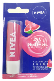 Nivea Watermelon Shine Natural Lips Oil 4.8g Buy online in Pakistan on Saloni.pk
