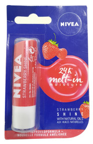 Nivea Strawberry Shine Natural Lips Oil 4.8g Buy online in Pakistan on Saloni.pk