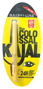 Maybelline The Colossal Kajal 24H get free gift on saloni.pk