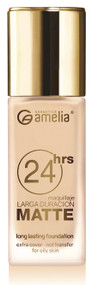 Amelia Honey Face & Body Matte Foundation Buy online in Pakistan on Saloni.pk