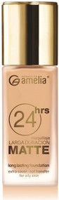 Amelia Beige Face & Body Matte Foundation Buy online in Pakistan on Saloni.pk