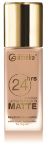 Amelia Golden Face & Body Matte Foundation Buy online in Pakistan on Saloni.pk