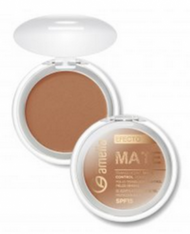 Amelia Effecto Matt Translucent Face Powder SPF15  Buy online in Pakistan on Saloni.pk