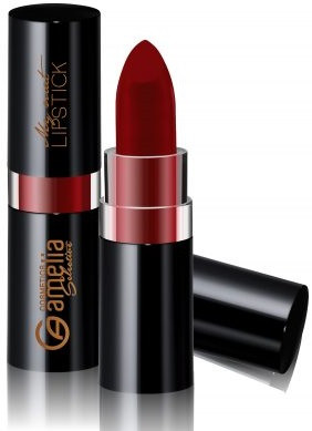 Amelia Matte Lipstick Cherry Red Buy online in Pakistan on Saloni.pk