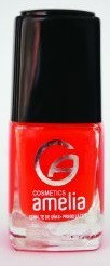 Amelia Long Lasting Nail Polish Orange Buy online in Pakistan from saloni.pk