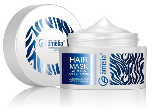 Amelia Hair Mask With Silk and Vitamins Buy online in Pakistan on Saloni.pk