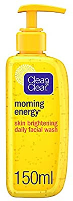 Clean & Clear Morning Energy Skin Brightening Daily Facial Scrub 150ml buy online in pakistan