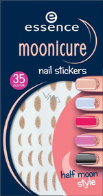 Essence Moonicure Nail Stickers 01  Buy online on Saloni.pk