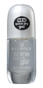 Essence Shine Last & Go! Gel Nail Polish 01 - Absolute Pure Buy online in Pakistan on Saloni.pk