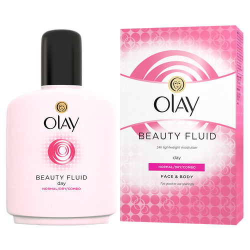 Olay Essentials Day Face & Body Beauty Fluid buy online in Pakistan