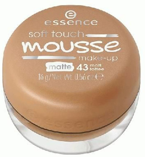 Essence Soft Touch Mousse Make-Up 43 - Matte Toffee Buy online in Pakistan on Saloni.pk