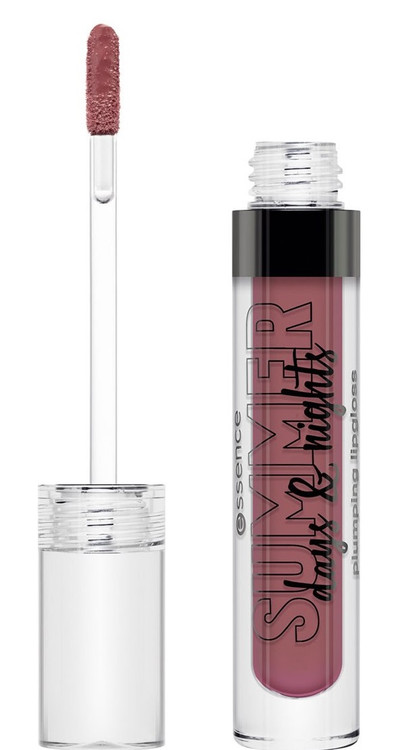 Essence SUMMER Days & Nights Plumping Lipgloss 02 Buy online in Pakistan on Saloni.pk