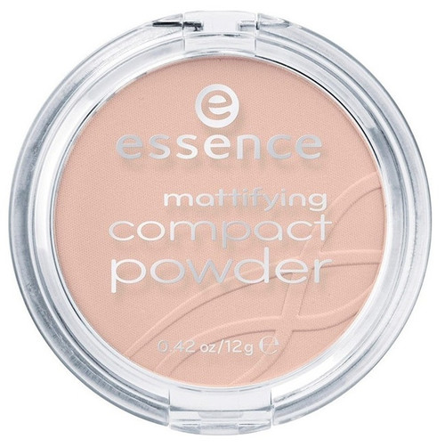 Essence Mattifying Compact Powder - 02 Soft Beige  12g Buy online in Pakistan on Saloni.pk