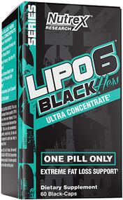Nutrex Lipo 6 Black Hers Ultra Concentrate Fat Burner 60 Caps  Buy online  in Pakistan on Saloni.pk