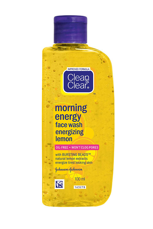 Clean & Clear Morning Energy Face Wash Lemon 100ml buy online in pakistan