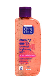 Clean & Clear Morning Energy Face Wash Brightening Berry 50ml buy online on saloni.pk