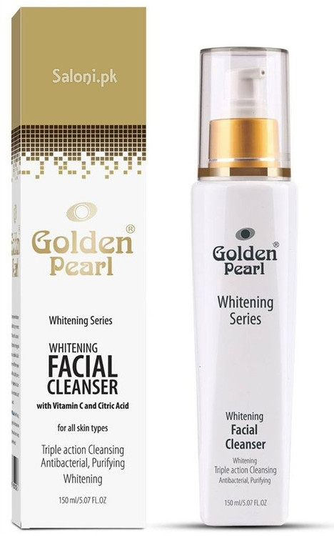 Golden Pearl Whitening Series Facial Cleanser 150 ML