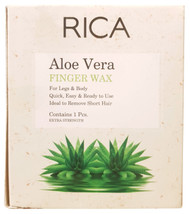 Rica Aloe Vera Finger Wax 150 ml Buy online in Pakistan on Saloni.pk